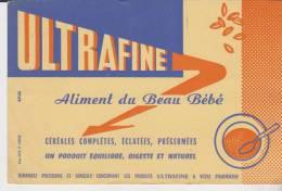 Buvard Ultrafine Aliment Pour Bébé - Buvards, Protège-cahiers Illustrés