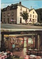 Dépliant - Auberge Du Vieux Moulin, Route De Trois-Ponts 35, Trois-Ponts. - Hotel Keycards