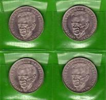 Deutschland 2 DM Schumacher 1992-93 Buchstabe D,G,J Stg 13€ Münzen Aus Präge-Anstalt Berlin Extra Set Coins Of Germany - [ 7] 1949-…: BRD