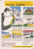 Buvard Santé Sobriété Victor Fleming - Buvards, Protège-cahiers Illustrés