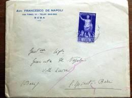 ITALIA 1937 BIMILLENARIO AUGUSTO CENT 50 - 1900-44 Vittorio Emanuele III