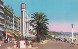 France Nice Le Palais de la Mediterranee et la Promenade des Ang