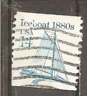 USA. Scott # 2126a,34,36,50,2259,85,2519 Used. Definitive Issue. 1985-91 - Usati
