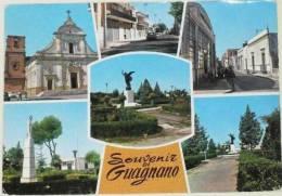 LECCE - Souvenir De Guagnano - 1972 - Lecce