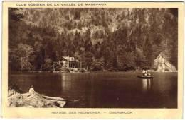 Vallée De Masevaux - Oberbruck Refuge Des Neuweiher - Sin Clasificación