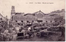 59 _  LILLE  _  Les  Halles  _  Marché  Aux  Légumes  _ - Lille