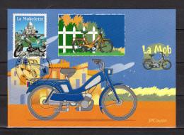 """Carte Maximum De  2002 N° YT 3472 """" LA MOBYLETTE """". Parfait état - Maximum Cards"""