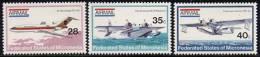 MICRONESIA 1984  Aeroplanes   Mi. 21/23 Serie Cpl. 3v. Nuovi** Perfetti - Micronesia