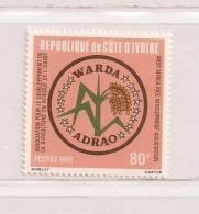 COTE D'IVOIRE  ( CDIV - 93 )  1981   N° YVERT ET TELLIER N° 588    N** - Ivory Coast (1960-...)