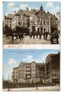 /!\ #3661 - CPA - ALLEMAGNE - BEULHEN Couleurs 1927 - Deutschland