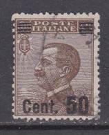 Italien-Italiane 1913 / Mi: 171/ I 115. - 1900-44 Victor Emmanuel III