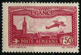 France PA (1930) N 5 * (charniere) - Poste Aérienne
