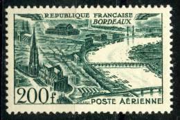 France PA (1949) N 25 * (charniere) - Poste Aérienne