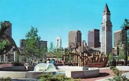 Etats-Unis - MA - Massachusetts > BOSTON The New Waterfront Park Along Boston´s Harbour *PRIX FIXE - Boston
