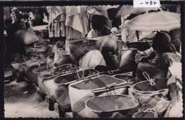 Antsirabé : Le Marché Aux Soubuques - Vers 1957 (-434) - Madagascar