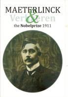 MAURICE MAETERLINCK -GAND(1862-1949) GENT-PRIX NOBEL DE LITTERATURE -Emile VERHAEREN - Prix Nobel
