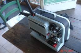 Projecteur  Heurtier,P6-24B,version Sonore  Complet,boîte D'origine - Projectoren