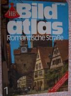 N° 1 HB BILD ATLAS - ROMANTISCHE STRASSE - RV REISE Und VERKEHRSVERLAG - Revue Touristique En Allemand - - Reise & Fun