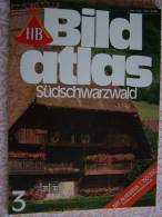 N° 3  HB BILD ATLAS - SÜDSCHWARZWALD - RV REISE Und VERKEHRSVERLAG - Revue Touristique En Allemand - Reise & Fun