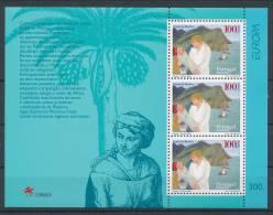 Europa CEPT 1997, Portugal-Madeira, Block 16 SS, MNH** - 1997