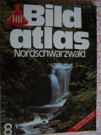 N° 8  HB BILD ATLAS - NORDSCHWARZWALD - RV REISE Und VERKEHRSVERLAG - Revue Touristique En Allemand - Reizen En Ontspanning
