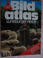 N° 11  HB BILD ATLAS - LÜNEBURGER HEIDE  - RV REISE Und VERKEHRSVERLAG - Revue Touristique En Allemand - Reise & Fun