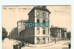 Br - 75006 - Lycée Montaigne - RARE VISUEL - édition LL - Arrondissement: 06