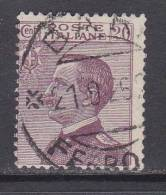 Italien-Italiane 1926 / Mi: 244 / I 115. - 1900-44 Victor Emmanuel III