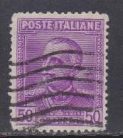 Italien-Italiane 1928 / Mi: 284 / I 117 - 1900-44 Victor Emmanuel III