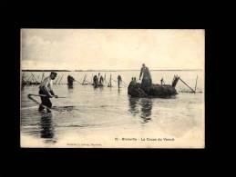 50 - BLAINVILLE - La Coupe Du Varech - 62 - Goëmon - Blainville Sur Mer