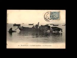 50 - BLAINVILLE - La Révolte Du Varech - Le Débarquement - 64 - Goëmon - Blainville Sur Mer