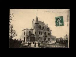 """50 - BLAINVILLE - Château """"Mon Repos"""" - 2 - Blainville Sur Mer"""