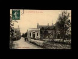 50 - BLAINVILLE - La Rue De Bas - 22 - Blainville Sur Mer