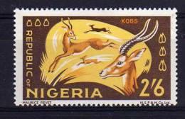 Nigeria - 1972 - 2/6d Wildlife/Kobs - MH - Nigeria (1961-...)