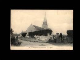50 - BLAINVILLE - L'Eglise - 55 - Blainville Sur Mer