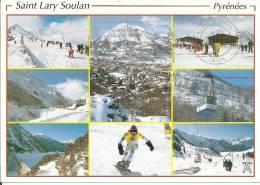 65 -   HAUTES PYRENEES  - SAINT LARY SOULAN - Frankreich