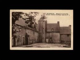 50 - BLAINVILLE - Manoir De Gonneville - Blainville Sur Mer