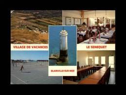 50 - BLAINVILLE - Village De Vacances Le Senequet - 105 - Tennis - Blainville Sur Mer