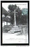 70 - BELONCHAMP - CROIX EN GRANIT DE 1349 - Frankreich