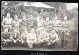 13898g CASERNE - ARME BELGE - Bourg-Léopold - 1931 - Carte Photo - Leopoldsburg