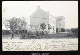 13931g CHATEAU CALLATAIJ - Mousty - 1906 - Ottignies-Louvain-la-Neuve