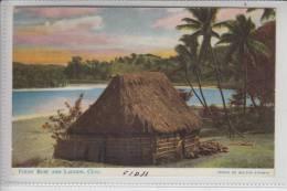 FIJ - FIDSCHI, Fidian Bure And Lagoon, Cuvu - Fidschi