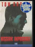 MISSION IMPOSIBLE - DVDs