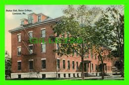 LEWISTON, MAINE - PARKER HALL, BATES COLLEGE - - Lewiston