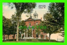 LEWISTON, MAINE - HATHORN HALL, BATES COLLEGE - - Lewiston