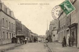 50 Saint Sauveur Lendelin  ,centre Du Bourg - Otros Municipios