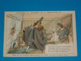 Illustrateur) KOTEK - Pub - Traitement De La Constipation N° 1  -  EDIT - VICHY - Illustrateurs & Photographes
