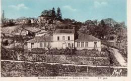 CPA Bussiere Badil Ecole Des Filles - Autres Communes