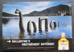 Ballantine's - Pubblicitari