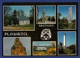 29 PLOUARZEL Chapelle St Eloi, Eglise, Menhir De Kerloas, Phare De Trézien, N-D De Trézien, Pieta De L'église 6 Vues - Francia